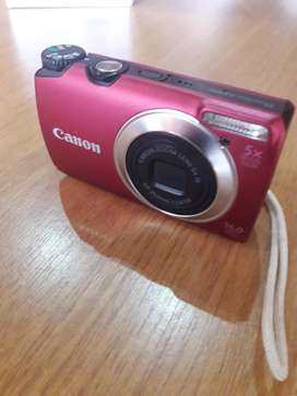 Camara Digital Cannon Powershot A3300 Is