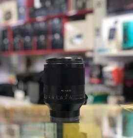 Lente Sony 50 mm F1.4