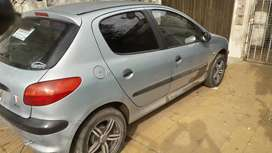 Peugeot 206 1.9 Xrd Creamfield