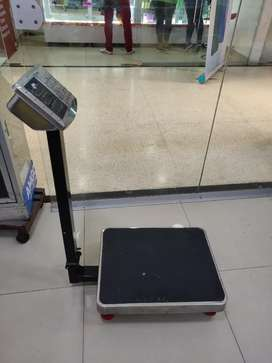 Vendo balanza electrónica 300k