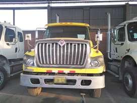 REMOLCADOR INTERNATIONAL 7600 6X4 DEL AÑO 2011 DIVEMOTOR SEMINUEVOS