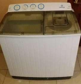 Lavadora dos tinas
