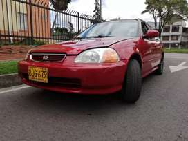 Vendo Honda Civic LX modelo 1997