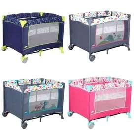 Cuna corral plegable portátil baby Kits original