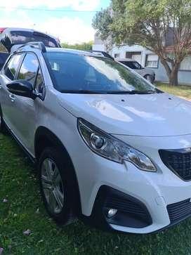Peugeot 2008 allure 1,6  2020