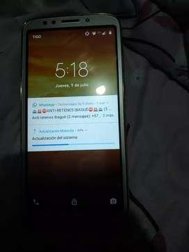 Vendo ermoso Motorola e5