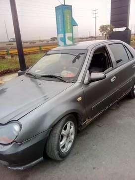 Vehiculo geely motor 1500 gasolina kilometraje 78000