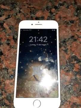 Vendo iphone 8 rose de 64 gb