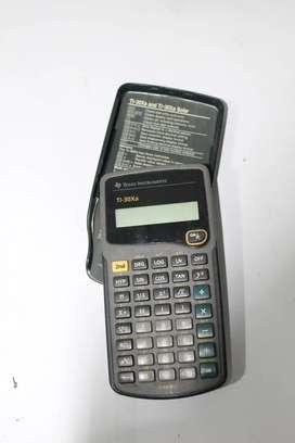 Calculadora Científica Solar Texas Instruments TI-30Xa