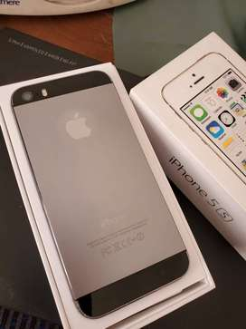 Iphone 5 S. Impecable. Poco uso