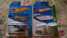 Star Trek Hot Wheels