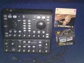 Behringer Bcontrol Deejay Bcd3000