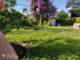 Vendo Hermoso terreno en Nayón con Planos aprobados para casa de 2 pisos