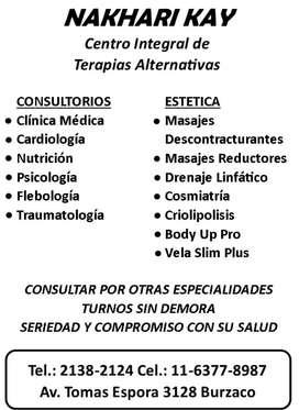Centro integral y de terapias alternativas Nakhary kay