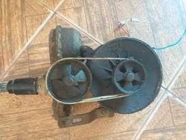 Motor de lavarropa