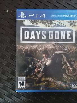Disco de days gone