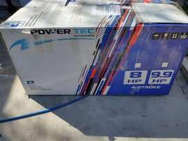 VENDO MOTOR DE BARCO POWERTEC FPP9.9AMHS
