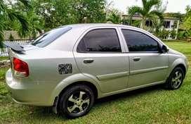 Chevrolet Aveo Sedan Ls  MT 1.4