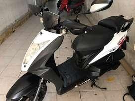 Se vende motocicleta en excelente estado