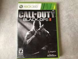 Call of duty Black ops 2 Xbox 360 compatible con Xbox one