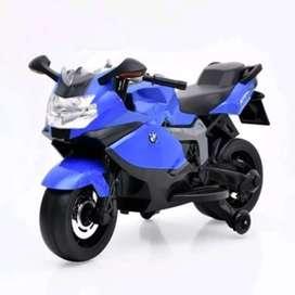 Moto eléctrica niño