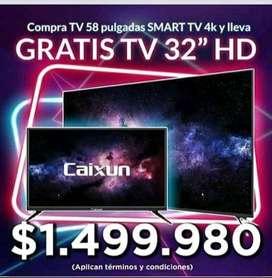 TV de oferta nuevos de paquete