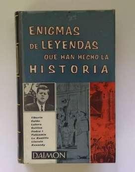 Enigmas de leyendas que han hecho historia