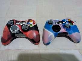 Controles de xbox