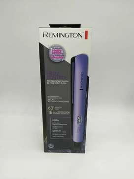 Plancha para cabello Remington( control frizz).