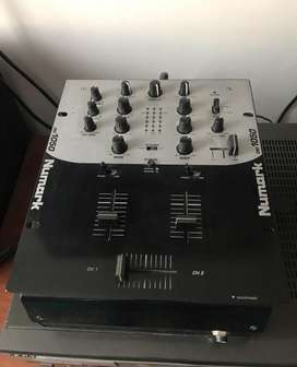 Mixer Numark Dm 1050 Pre amplificador