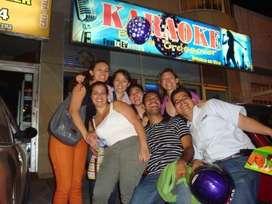 KARAOKE MUSIC BARAMPLIO SALON PARA EVENTOSCLUB CORAZÓN CONTENTO Solos y Solas ESPÉRELO !!!