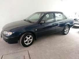 Toyota Corolla 2001, Mecanico, Aire acondicionado. Impecable