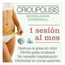 Criolipolisis Una Vez por Mes en Derqui