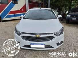 [VERIFICADO POR OLX] Chevrolet Prisma 1.4 LTZ A/T 2017 con 65.25 kilómetros y a Nafta. Color Blanco