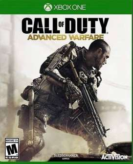 Call Of Duty Advanced Warfare Xbox One, Físico