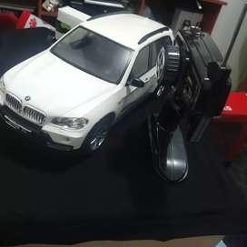 Carro control remoto edición BMW X5