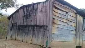 Remato permuto rancho de tablas caracoles detrás de motilones Cúcuta