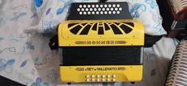 Acordeon  vallenato