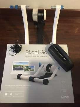 Rodillo Simulador Bici Bkool Go