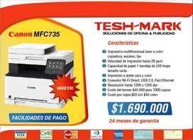 CANON MFC 735