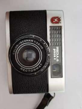 Cámara fotográfica Regula picca c