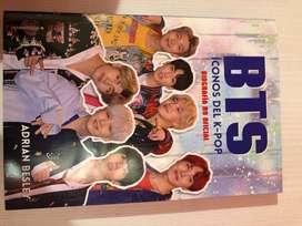 BTS vendo libro