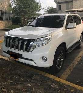 Camioneta Toyota Prado Blindaje 2 plus