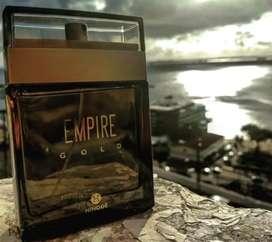 Fragancia Empire Gold.