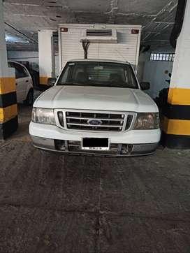 Ford Ranger - Camioneta - Furgon - Servicio Publico