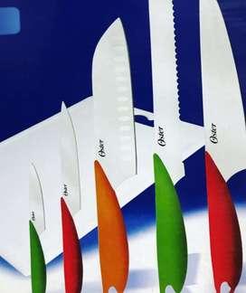 Juego de cuchillos (serie colores)