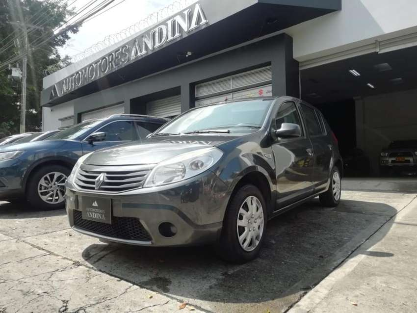 Renault Sandero Expression Mecánica FWD 2012 1.6  794 0