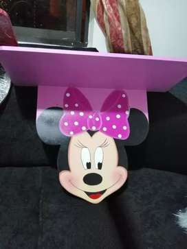 Repisa de minnie