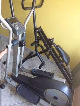 Vendo dos maquínas ejercicio