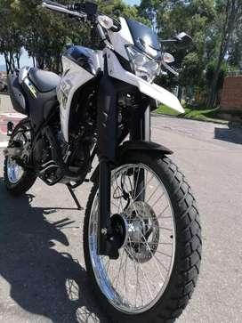 YAMAHA Xtz 250 nueva